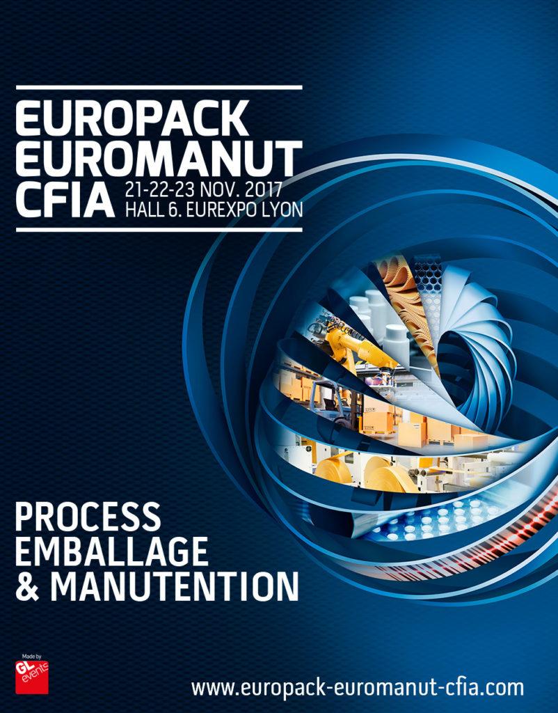 Salon Europack-Euromanut-CFIA 2017